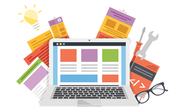 Sans-Borne-Web-Design-Services