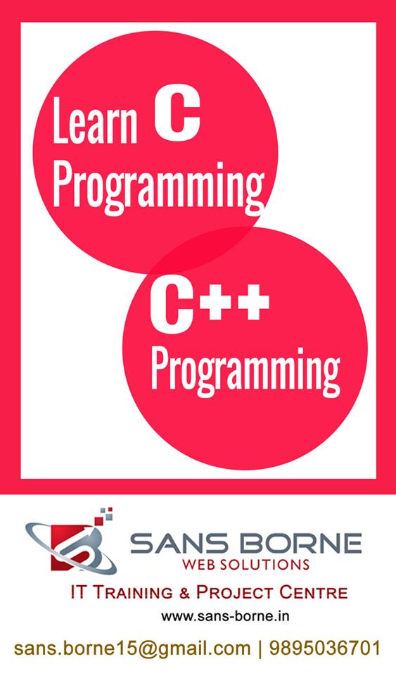 Special Packages For Degree – Engineering Students  – C/C++ Programming